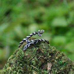 Daragh: Dubový prsten malý Ag 925/1000